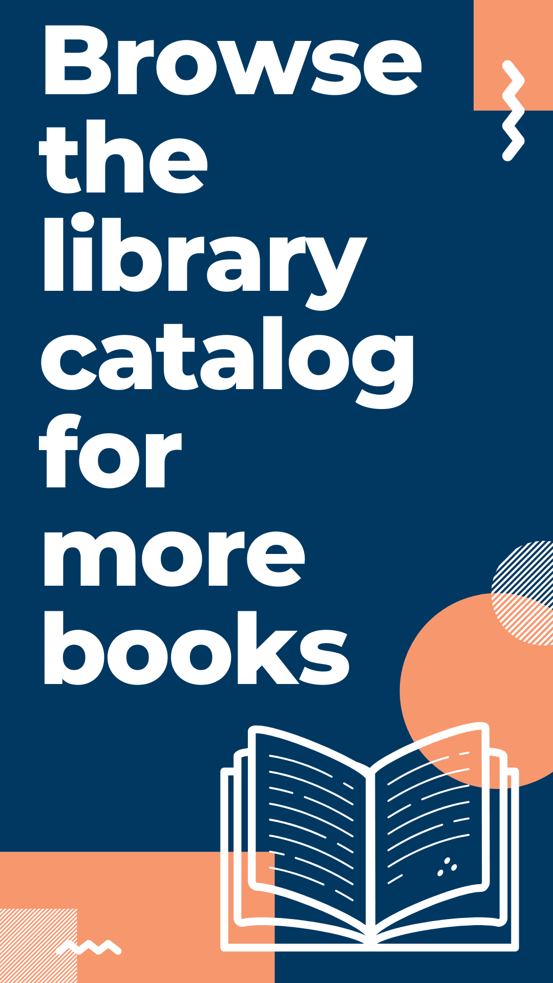 Browse for More Books