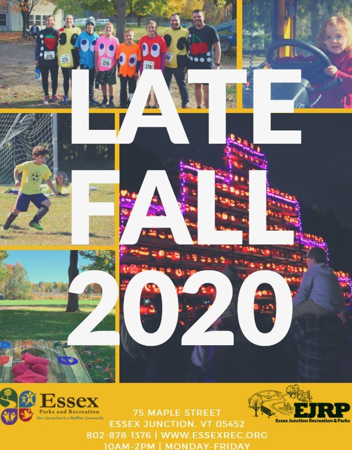 Late Fall 2020 Cover Opens in new window